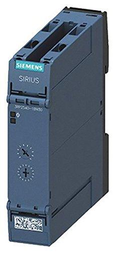 Siemens Indus.Sector, Zeitrelais 3RP2540-1BW30, 2 Wechsler, SIRIUS