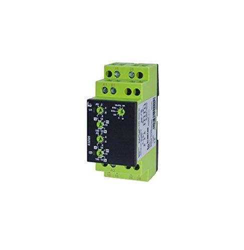 Tele Haase Multifunktionsrelais E3ZI20 12-240VAC/DC Zeitrelais 9008662000209