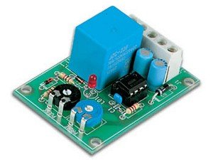 Velleman 840456 Intervall-Timermodul, Modul, VM136, 40 mm x 85 mm Maße