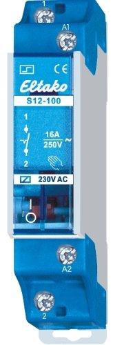 Eltako S12-100-230V Elektromechanischer Stromstoßschalter