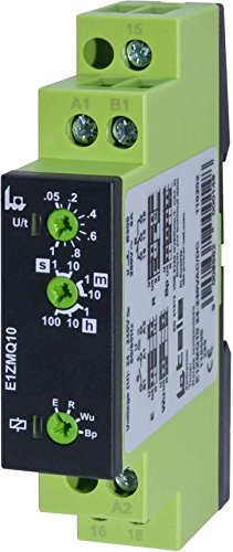 tele Multifunktions-Zeit-Relais E1zmq10 24-240v AC/DC