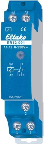 Eltako ER12-001-8..230V UC Schalt-, Steuer- und Koppelrelais