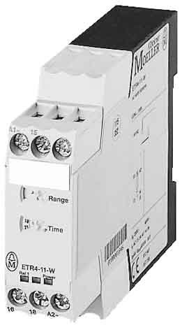 Eaton (Moeller) Elektron. Zeitrelais ETR4-11-A