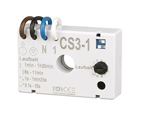 Elektrobock Nachlaufrelais Unterputz, CS3-1